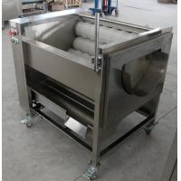 China Catering ultrasonic fruit vegetable washer machine price with CE approved wholesale