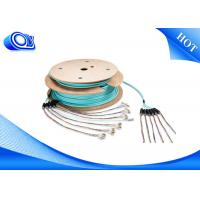 China Armored  Optic Cable Multi Mode 24 Cores For Outdoor Communication on sale