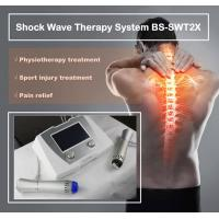 China Excellent Back Pain Relief ESWT Shockwave Therapy Machine , Shockwave Physiotherapy Machine wholesale