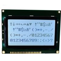China STN Dot Matrix Graphic LCD Display Module 93*70mm AIP31020 Controller Type wholesale