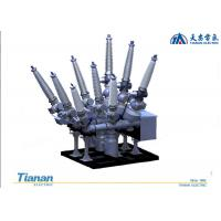 China 126kv High Voltage Circuit Breaker Hybrid Gis Gas Insulated Combined Apparatus wholesale