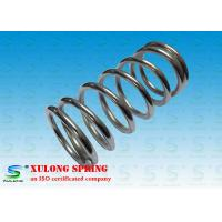China Dyeing Machinery Valve Tempered Steel Compression Springs 5.6MM Nickel Plating wholesale