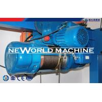 China 30m 380v Electric Wire Rope Hoist 3 Ton Certification : CE And ISO wholesale