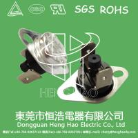China KSD301 thermal limited switch,KSD301 over heat thermal protector wholesale