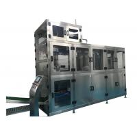 China Automatic Bagged Liquid Packing Machine For 5Liter To 12Liter Bagged Water Filling wholesale