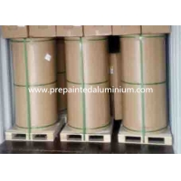 China 1100 Pre Painted Aluminium Store Sign Board Strip Coils With PE Coated wholesale