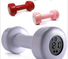 China Health Dumbbell Alarm Clock wholesale