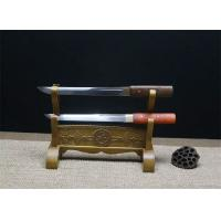China hand made short sword with ebony saya SS014 wholesale