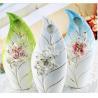 China high temperature vase BONE CHINA wholesale