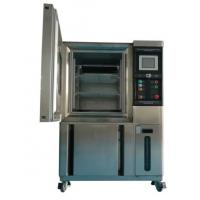 Quality IEC60065 2014 Clause 8.3 Temperature And Humidity Chamber Temperature Range From -40℃~+150℃ for sale
