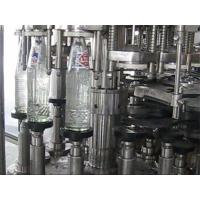 China Soft Drink Glass Bottle Filling Machine 3000BPH , Liquid Filling Machinery For Beer / Wine wholesale