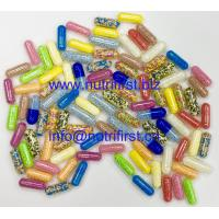 China Sustained Release Micropellets Capsule,Pellets,Contract Manufacturing wholesale