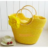 China Summer New Fashion Straw Bag Designers Brand Women Handbag High-Capacity Women Handbag wholesale