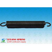 China Half Hook Huge Long Extension Springs Right Direction Alloy Steel Material wholesale