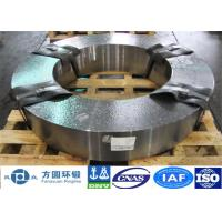 China External / Internal Gear Forged Wheel Blanks With 4140 42CrMo4 4330 34CrNiMo6 17CrNiMo6 on sale