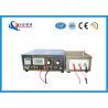 China Surface Resistivity Testing Equipment / Insulation Material Volume Resistivity Meter wholesale
