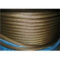 China Aircraft Flexible Stainless Steel Wire Rope Replacement For Lift , ISO9001 Standard wholesale