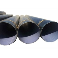 China 1054mm OD8.0mm MS106 Coated Steel Pipe wholesale