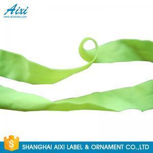 China OEM Decorative Colored Fold Over Fabric Binding Tape Eco - Friendl wholesale