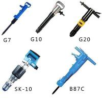China Hot sale G10 Pneumatic pick hammer/rock breaking tools for mine made in china wholesale
