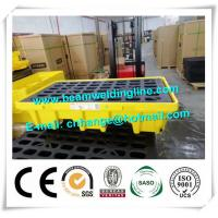 China Safety Fire Resistant File Cabinet Spill Pallet Chemical Spill Containment Deck Trays wholesale