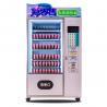 China 1250 * 830 * 1900MM Retail Vending Machine , 100 - 240V Coke Vending Machine wholesale