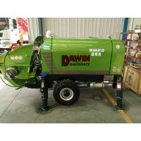 China 8 Cubic Meters Per Hour Smaller Shotcrete Pump Spraying Machine with Electric and Diesel Power on Sale wholesale