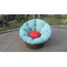 rattan beach swivel chair Manufactures