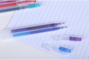 China Nontoxic Ink Heat Erasable Fabric Erasable Marker Pens wholesale