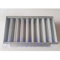 China SS Precision Expanded Micro Wire Mesh Filter For Ventilator wholesale