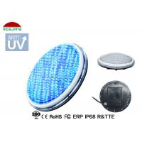 China Blue IP68 Swimming Pool LED Lights RGB Synchronous Control For Family Pool wholesale