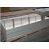 Flat 1.0 - 5.0 mm 1100 Aluminum Sheet / Aluminium Plate For Reflective Devices