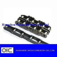China Industrial Lumber Transmission Chain With High Wear Resistance / Llow Noise wholesale