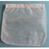 China Nut milk bag with drawstring Food grade wholesale