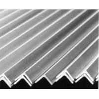 China 201 200 Series Stainless Steel Angle Bar Customized Thickness For Household wholesale