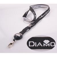 China Gifts & Crafts » Promotional Gifts custom Polyester woven badge lanyards wholesale