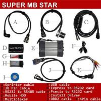 China Mb star c3 Mercedes Benz Das 2010.07 wholesale