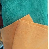 China Green 160cm Width 300gsm Super Absorbent  Microfiber Cleaning Cloth wholesale
