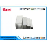 China Silver Square Hot Dip Galvanized Tube A106 GrB For Conduit ISO9001 / CQC Certificate wholesale