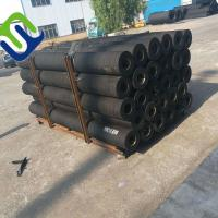 China Cylindrical rubber fender with factory price wholesale