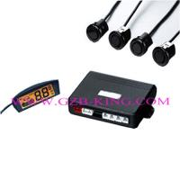China Wireless Parking Sensor With LCD Display on sale