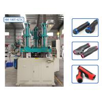 China Full Automatic Vertical Injection Molding Machine 3 Colors For Mountain Bike Grips wholesale