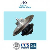 China T- MAN Turbocharger / T- NR20 Turbo Cartridge For Marine Turbo Replacement Parts 12 Months Warranty wholesale