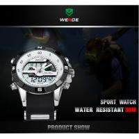 China Hot new product sports silicon watch WEIDE branded watch WH1104 man watches top 2015 wholesale