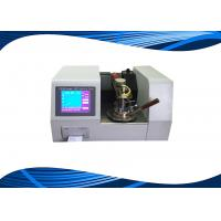 China SYD-261D Pensky-Martens Closed-Cup Flash Point Tester ASTM D93 wholesale