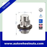 China 4+1 Set Key M12 Car Wheel Lock Nuts with Plastic Washer , ISO / TS16949 Standard wholesale