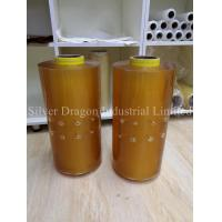 Buy cheap PVC Cling Film with holes for mushroom Packing (Size 16microns x 380mm x 1524m) from wholesalers