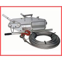 China Wire rope pulling tools instruction and pictures wholesale