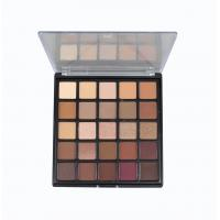 Buy cheap No logo Naked Eyeshadow Palette 25 Color Private Label Eyeshadow Palette from wholesalers