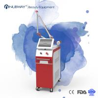 China Professional 7 jointed arm q switch nd yag varicosity removal &capillary hemangioma laser machine for tattoo removal on sale
